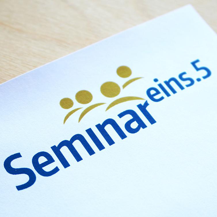 Logo Seminar Eins.5